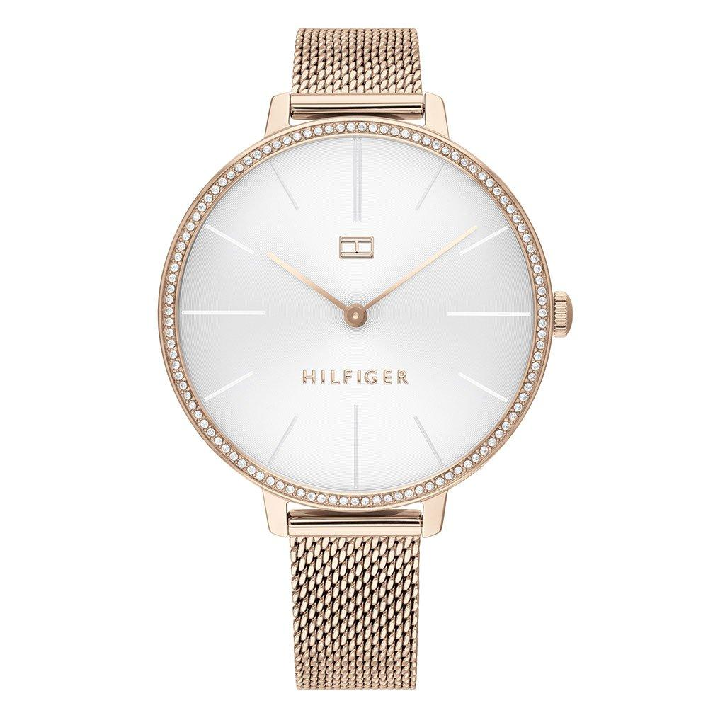 Tommy Hilfiger Kelly Rose Gold Plated Ladies Watch