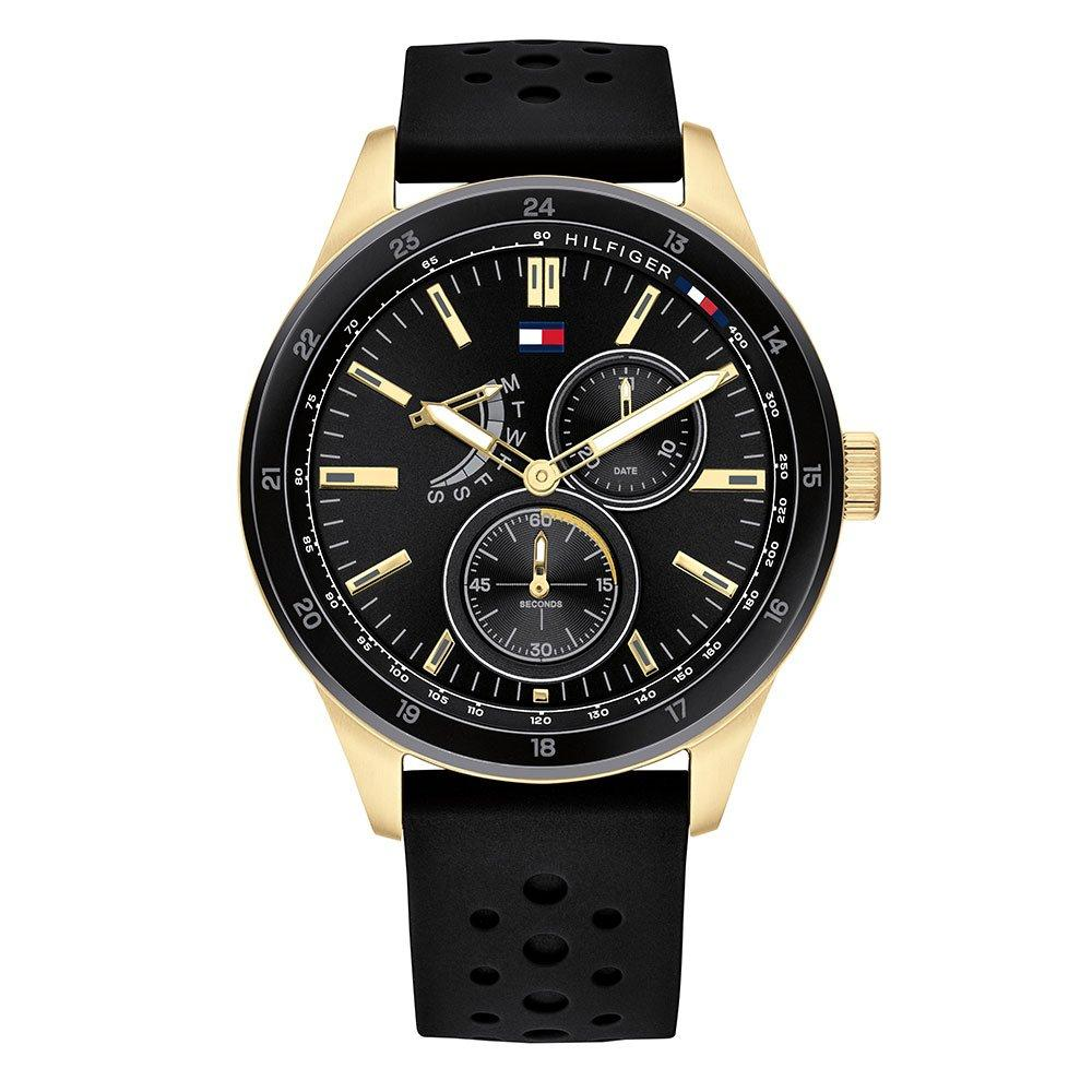Tommy Hilfiger Sport Gold Plated Men's Watch