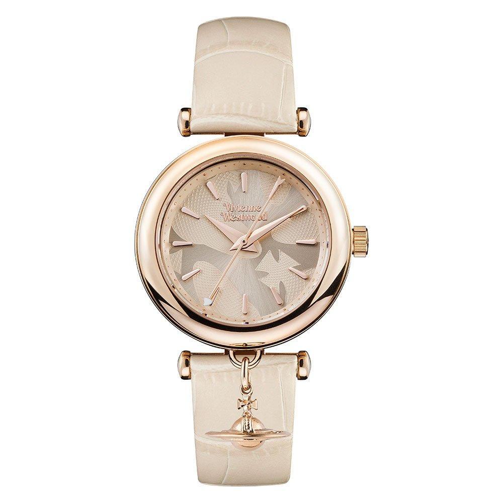 Vivienne Westwood Trafalgar Rose Gold Plated Ladies Watch