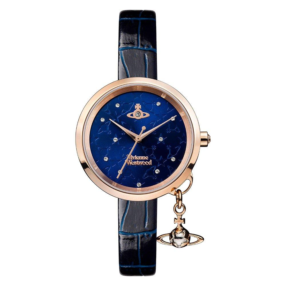Vivienne Westwood Bow II Rose Gold Plated Ladies Watch