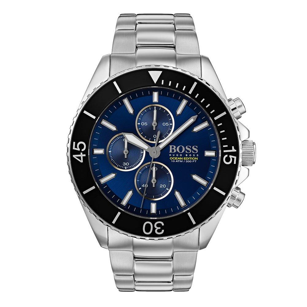 BOSS Black Ocean Edition Chronograph Men's Watch