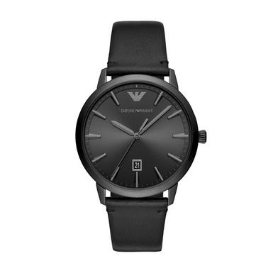 Emporio Armani Black Men's Watch