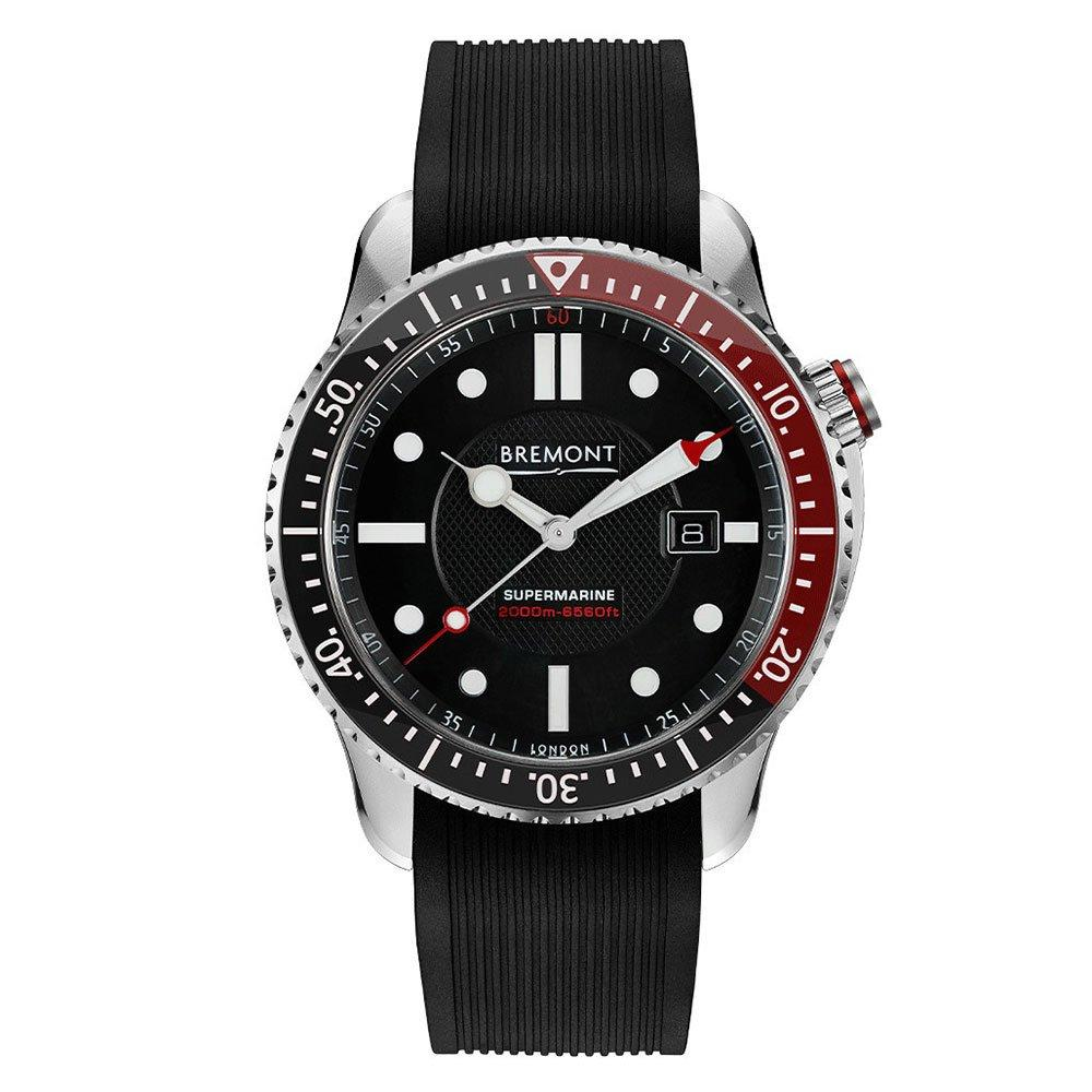 Bremont S2000 Red Automatic Men's Watch
