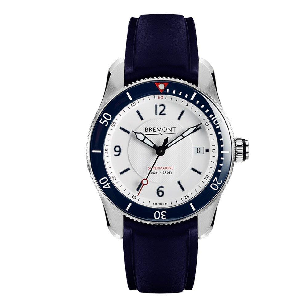 Bremont Supermarine S300 White Automatic Watch