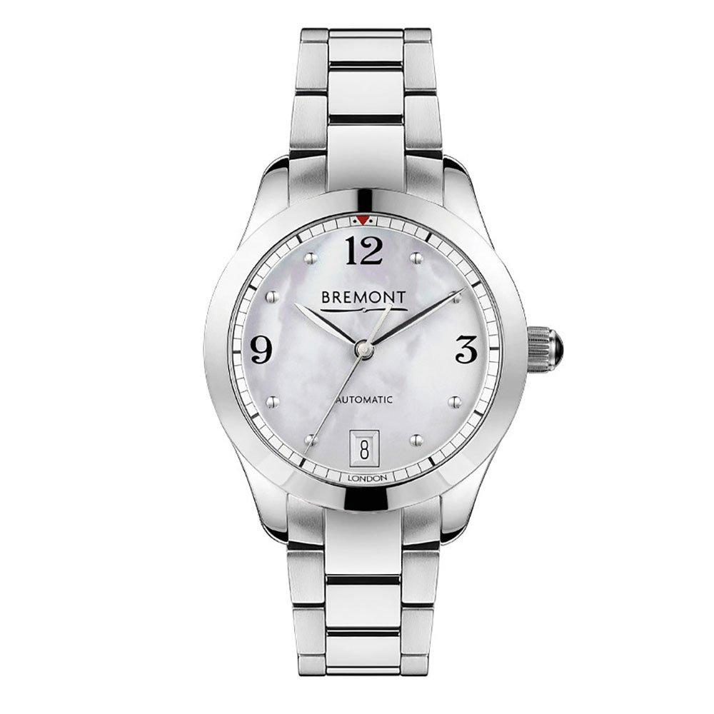 Bremont Solo-34 AJ Mother Of Pearl Automatic Ladies Watch