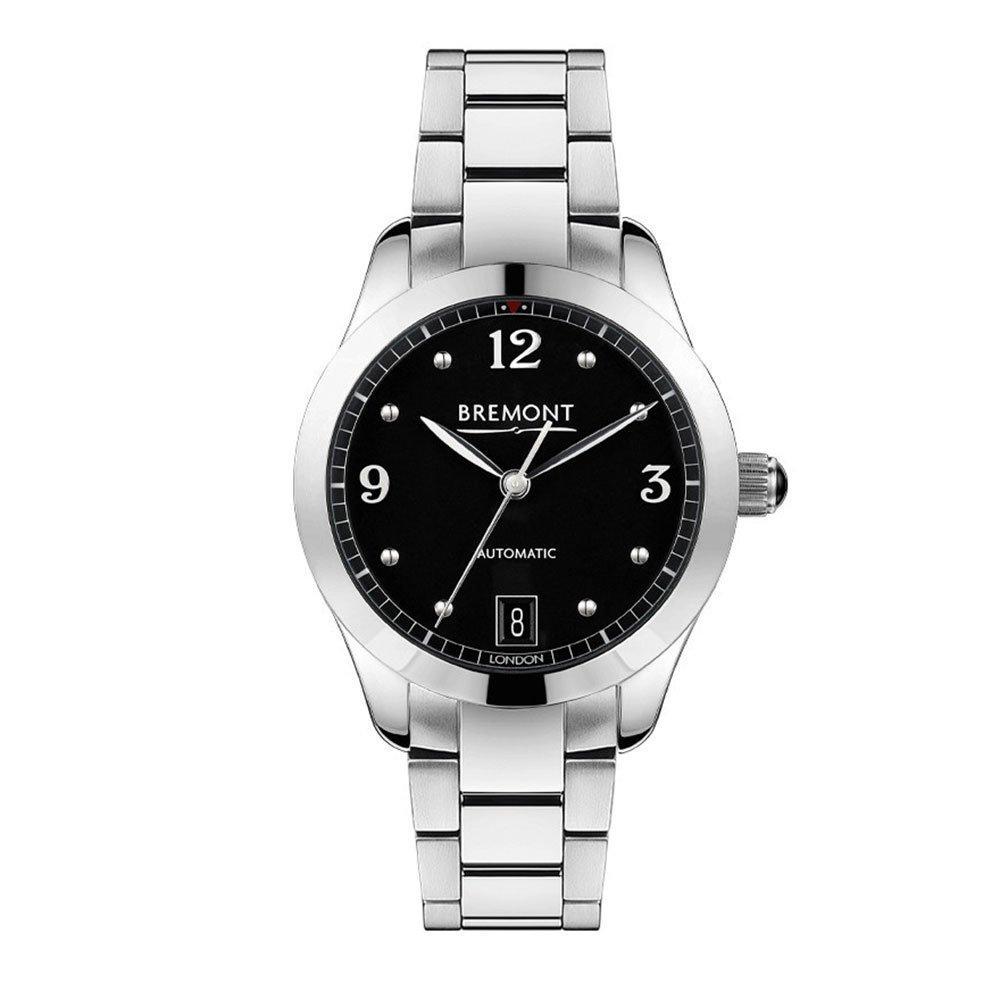 Bremont Solo-34 AJ Black Automatic Ladies Watch