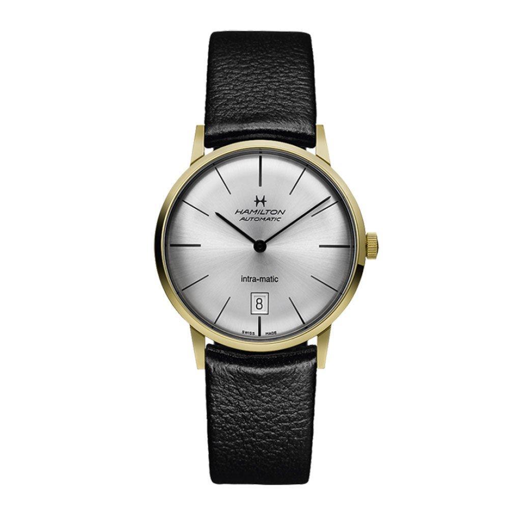 Hamilton American Classic Intra-Matic Gold Tone Auto Men's Watch