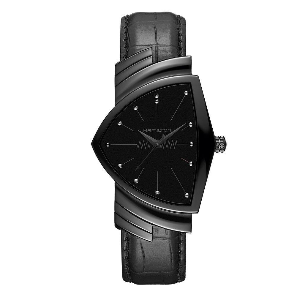Hamilton Ventura Black PVD Men's Watch