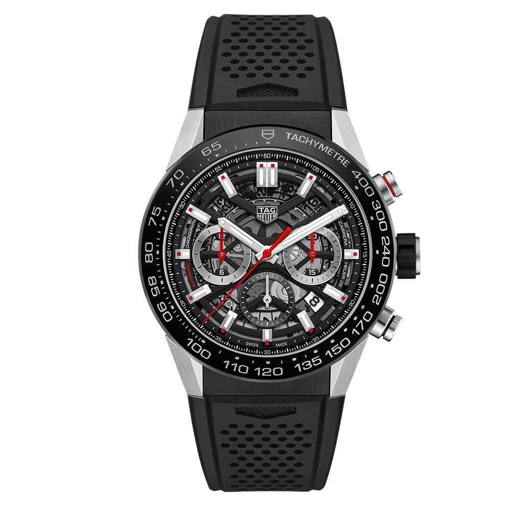 TAG Heuer Carrera Calibre Heuer 02 Automatic Chronograph Men's Watch