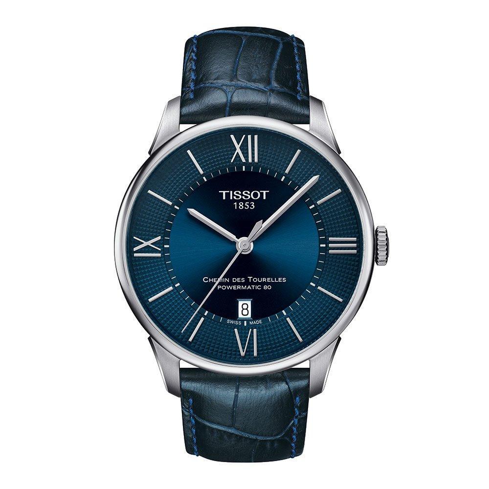 Tissot Classic Chemin Des Tourelles Powermatic 80 Men's Watch