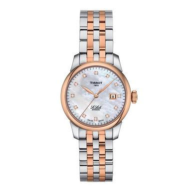 Tissot Le Locle Two Colour Diamond Automatic Ladies Watch