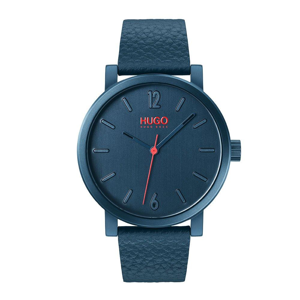 HUGO By Hugo Boss Rase Blue Ion Plated Men's Watch