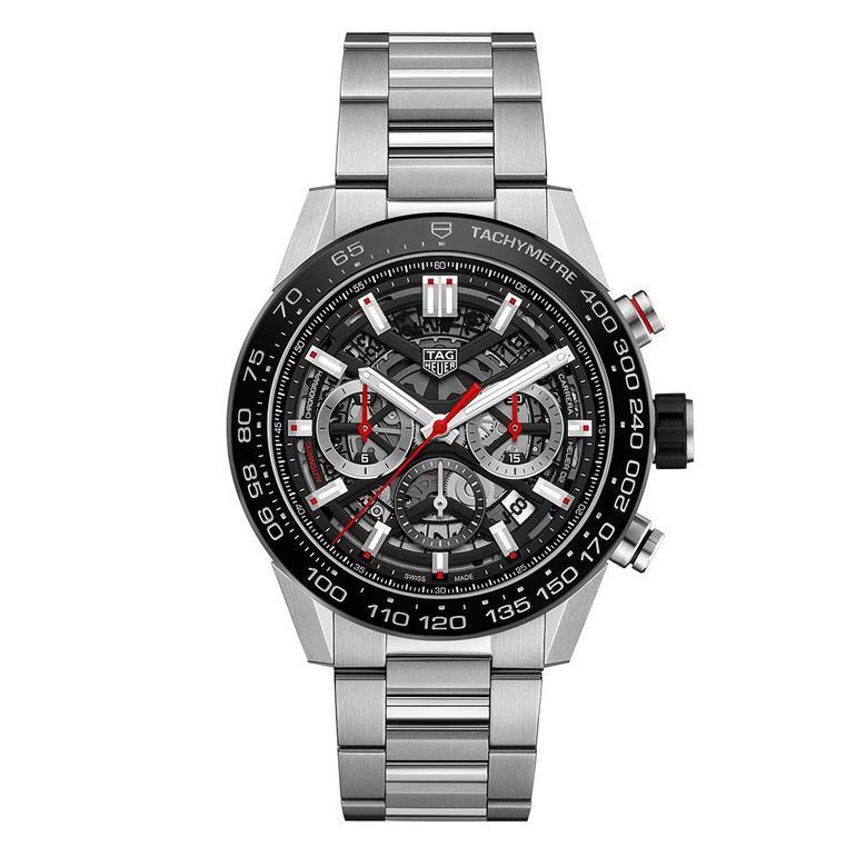 TAG Heuer Carrera Calibre Heuer 02 Automatic Chronograph Men's Watch