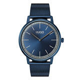 HUGO By Hugo Boss Exist Blue Men's Watch