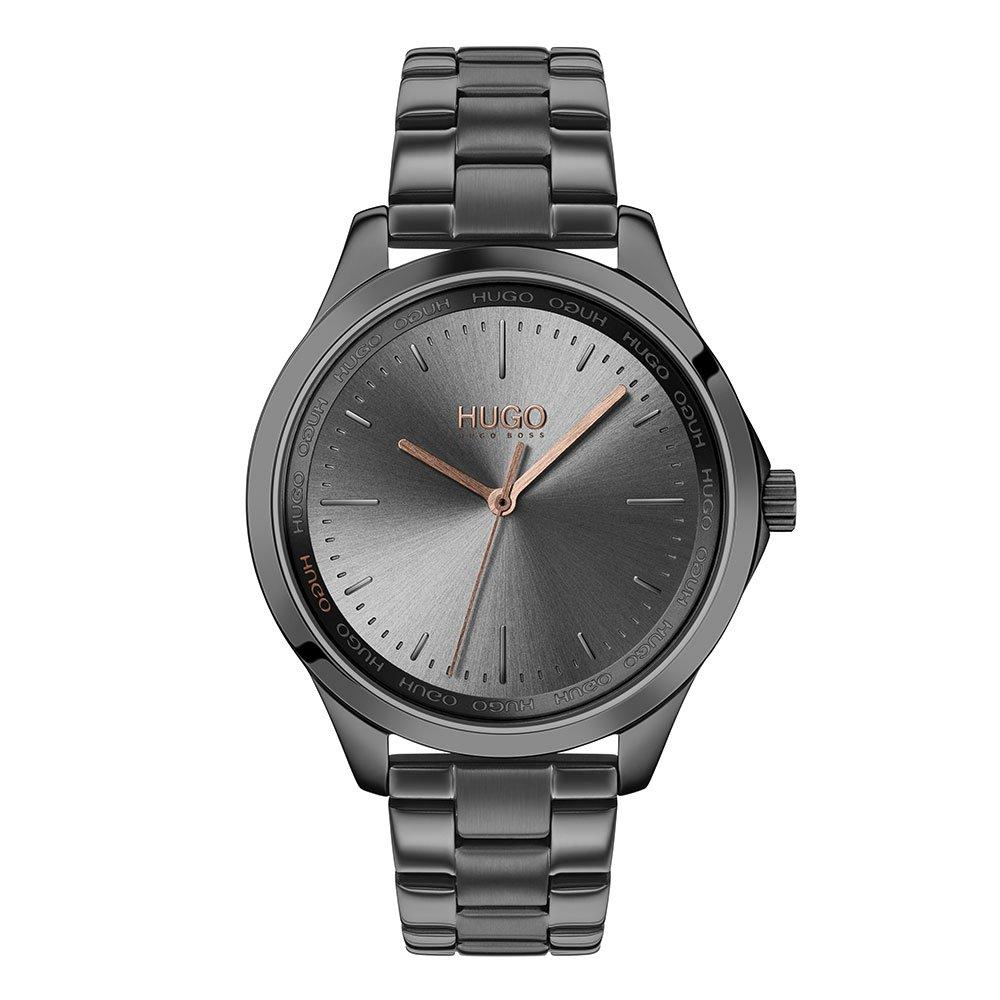 HUGO By Hugo Boss Fearless Grey Ladies Watch