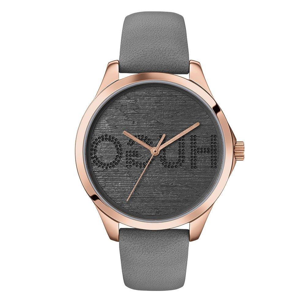HUGO By Hugo Boss Fearless Rose Gold Tone Ladies Watch