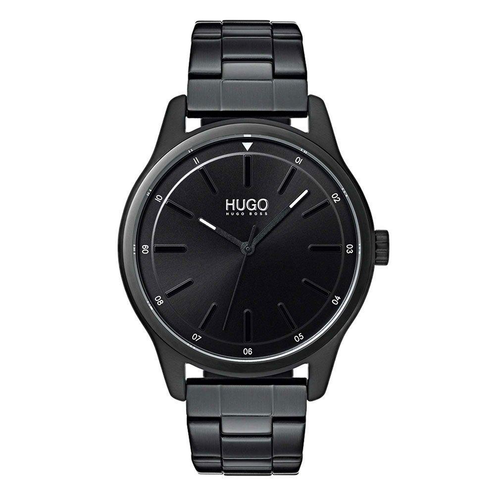 HUGO By Hugo Boss Dare Black Men's Watch