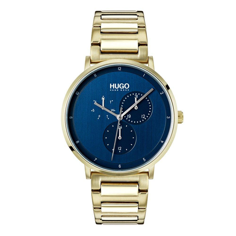 HUGO By Hugo Boss Guide Gold Plated Men's Watch
