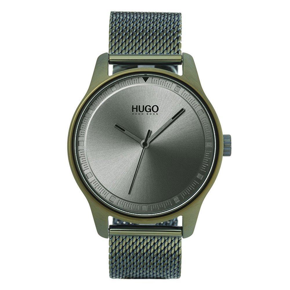 HUGO By Hugo Boss Move Green Men's Watch