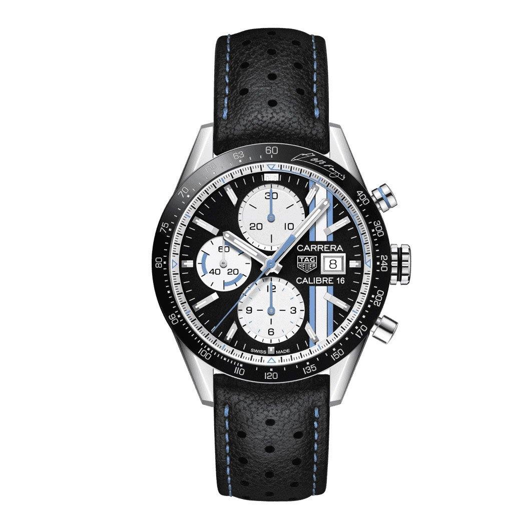 TAG Heuer Carrera Automatic Chronograph Limited Edition Men's Watch