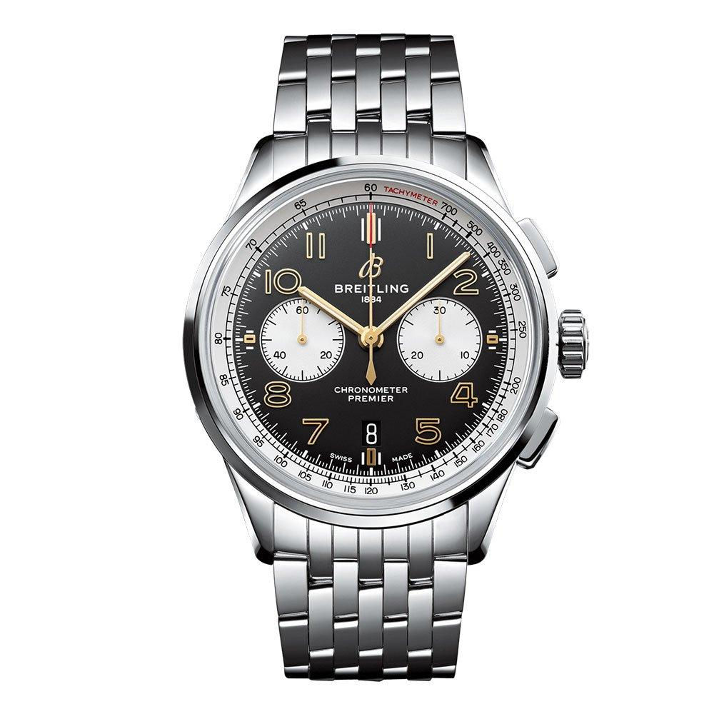 Breitling Premier B01 Chronograph 42 Norton Edition Automatic Men's Watch