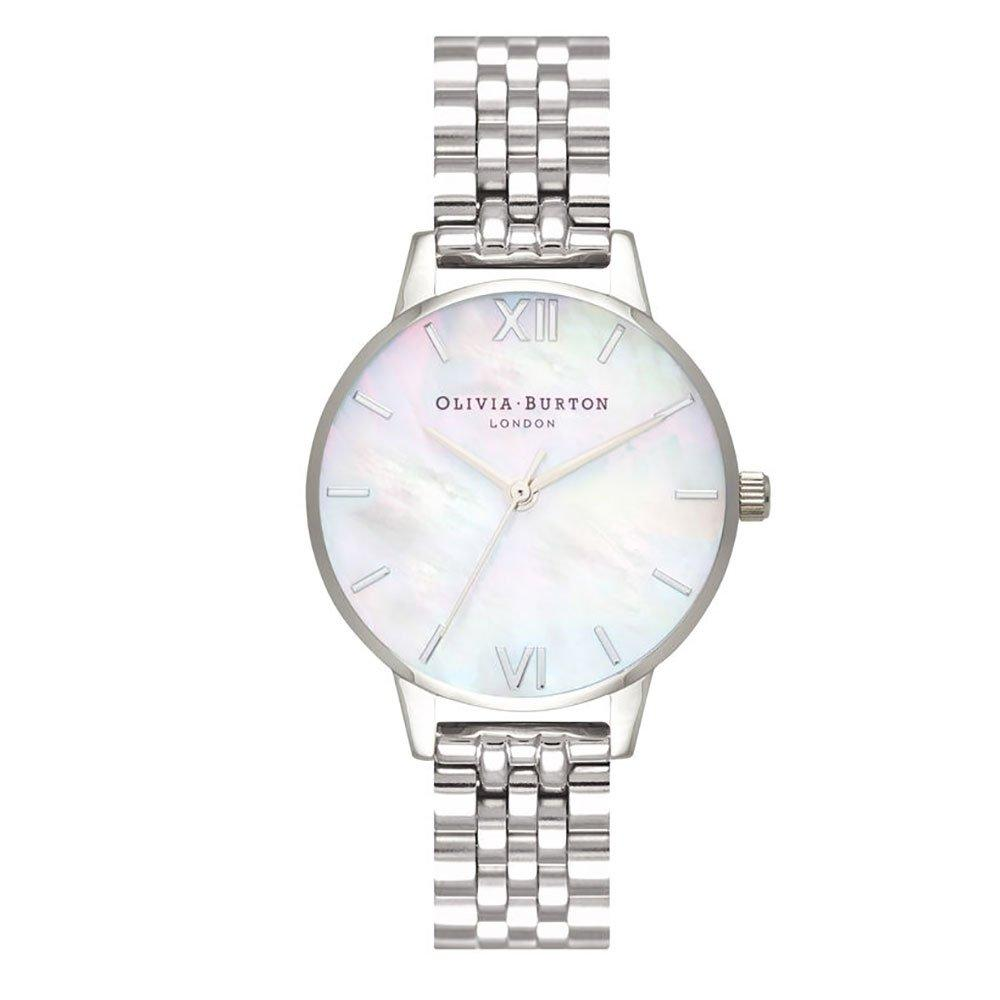 Olivia Burton Mother Of Pearl Ladies Watch