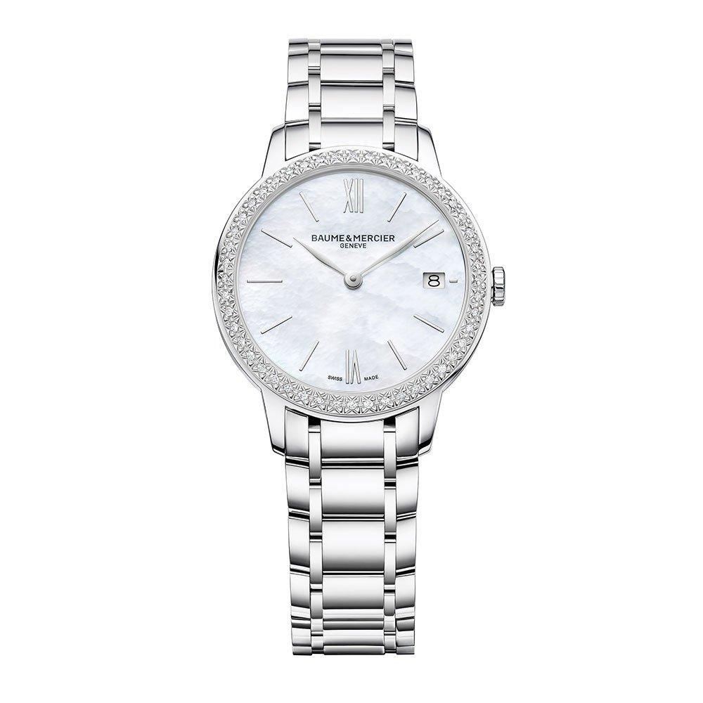 Baume & Mercier Classima Mother Of Pearl Ladies Watch
