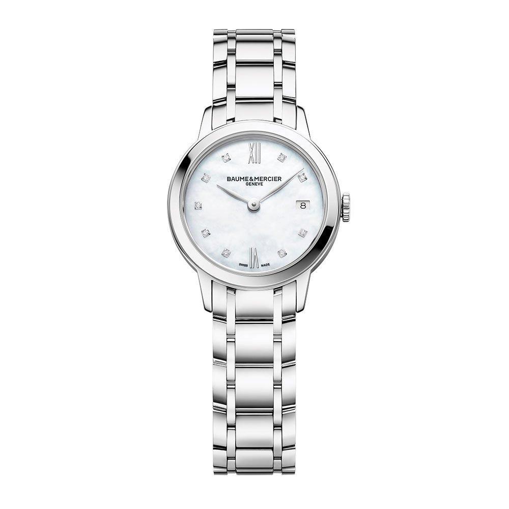 Baume & Mercier Classima Diamond Date Ladies Watch