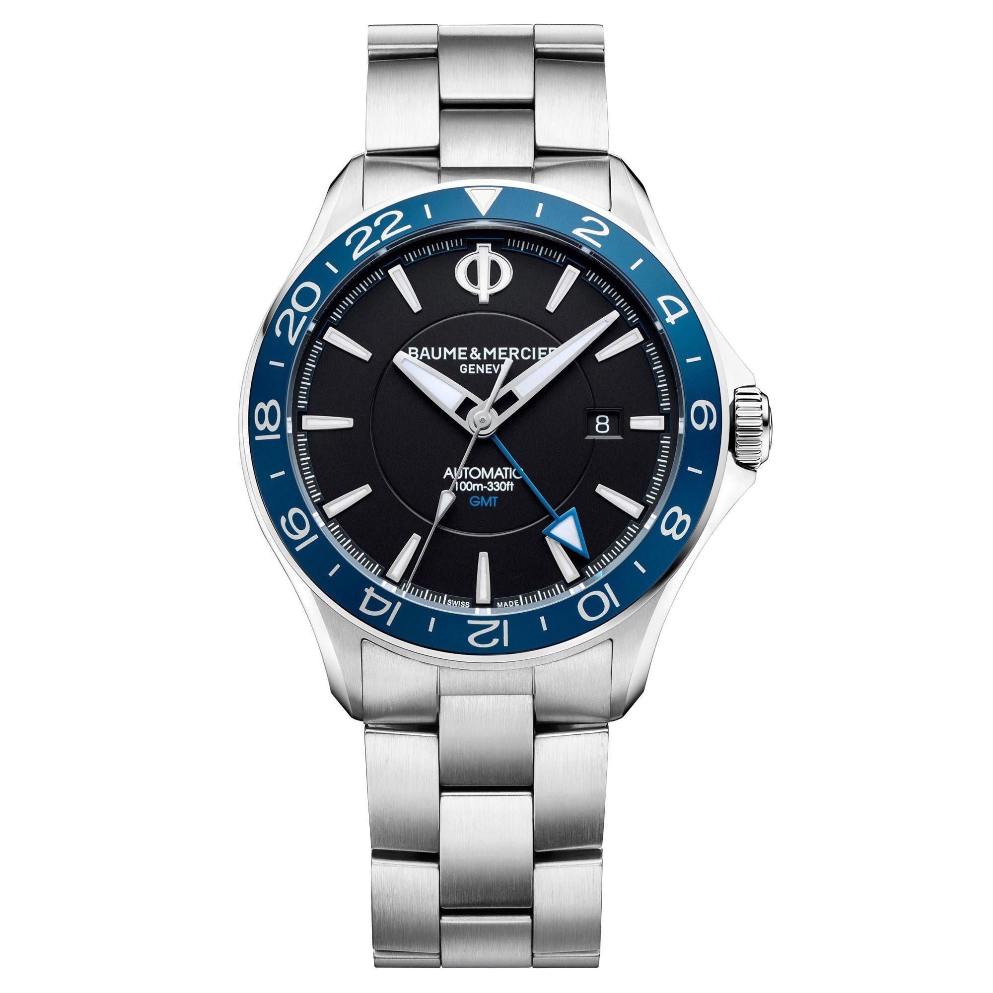 Baume & Mercier Clifton Club GMT Automatic Men's Watch