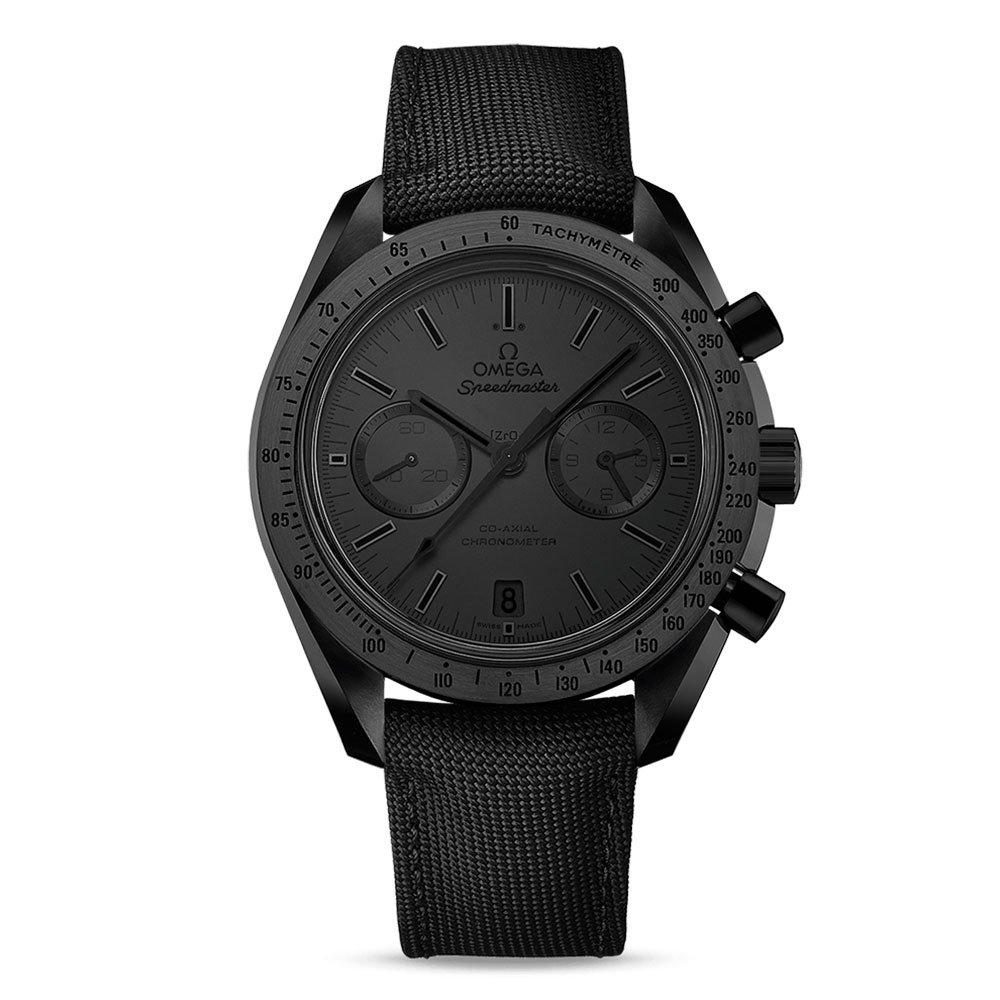 OMEGA Speedmaster Moonwatch 'Dark Side Of The Moon' Co-Axial Chronograph Automatic Men's Watch