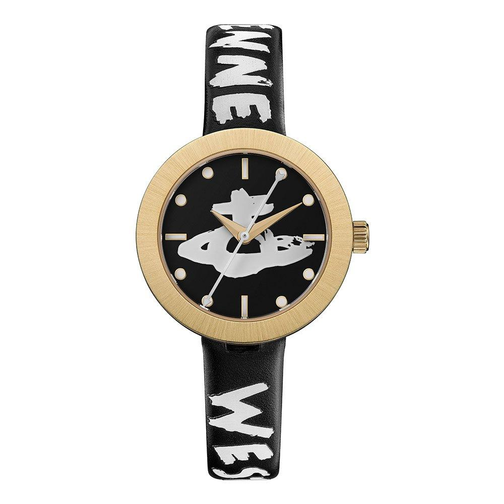 Vivienne Westwood Southbank Gold Plated Ladies Watch