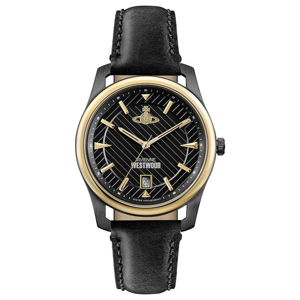 Vivienne Westwood Holborn II Gold Plated Men's Watch