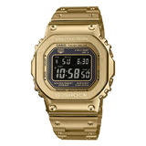 Casio G-Shock Full Metal Bluetooth Gold Plated Men's Watch