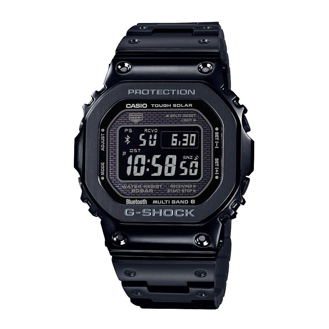 Casio G-Shock Full Metal Bluetooth Black Ion Plated Men's Watch