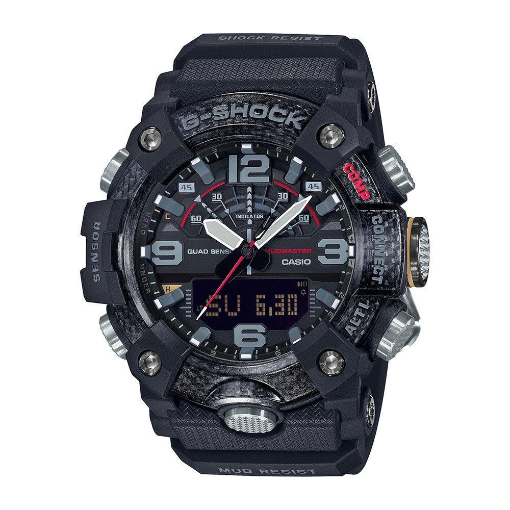 Casio Mudmaster Carbon Core Guard Men's Watch