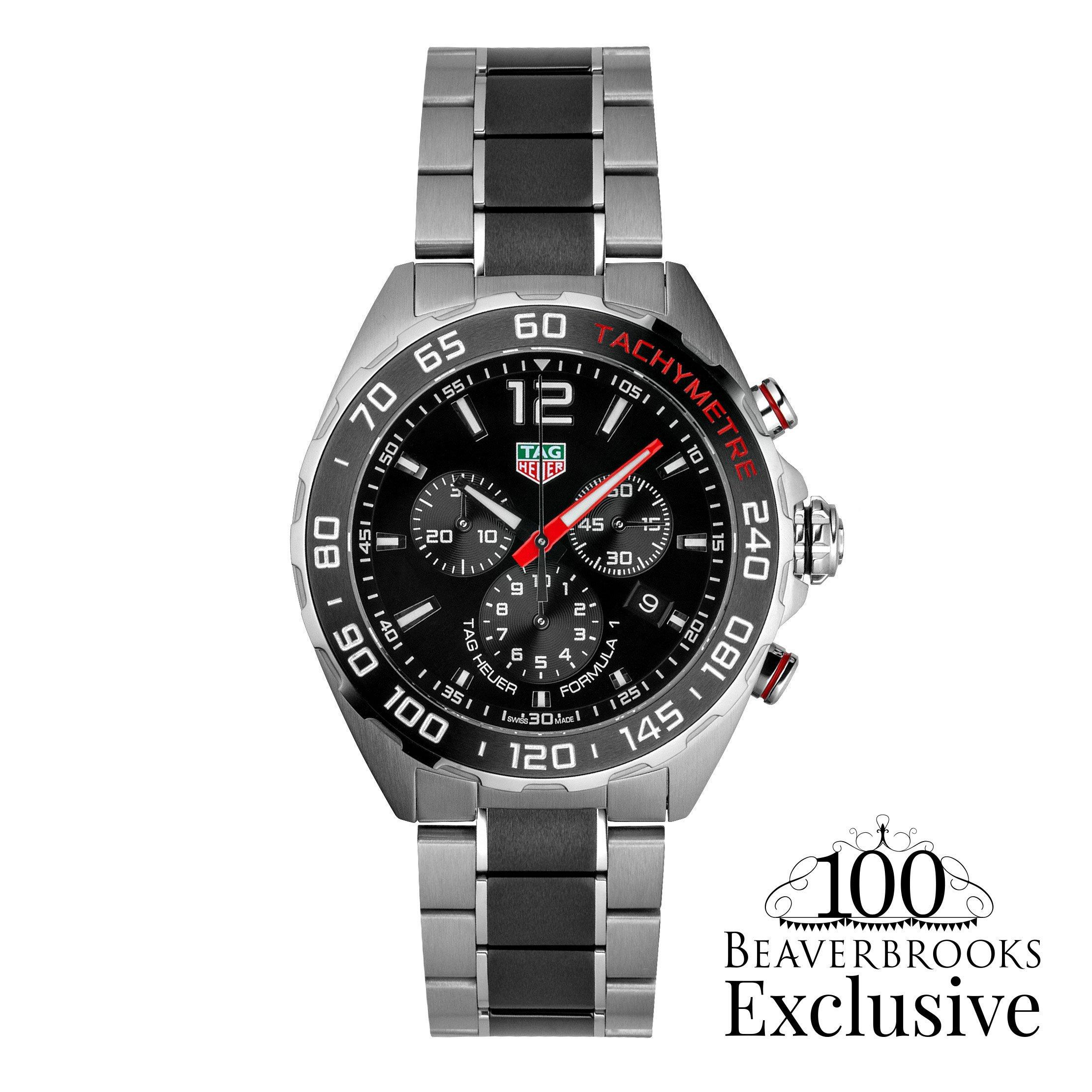 TAG Heuer Exclusive Formula 1 Chronograph Men's Watch