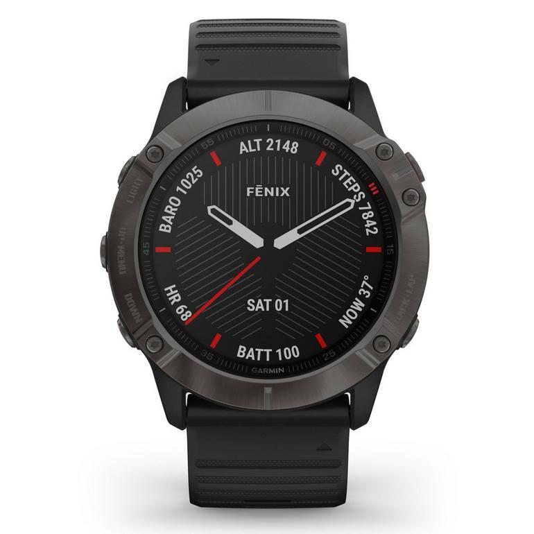 Garmin Fenix 6X Sapphire Edition Watch