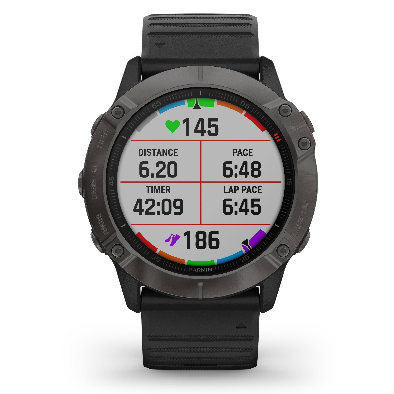 Garmin Fenix 6X Pro Solar Edition Watch