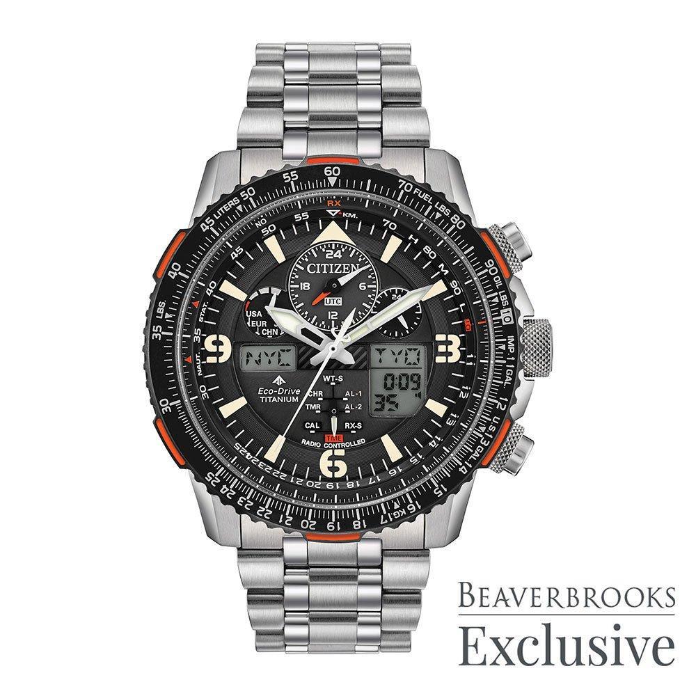 Citizen Exclusive Promaster Skyhawk A-T Chronograph Men's Watch