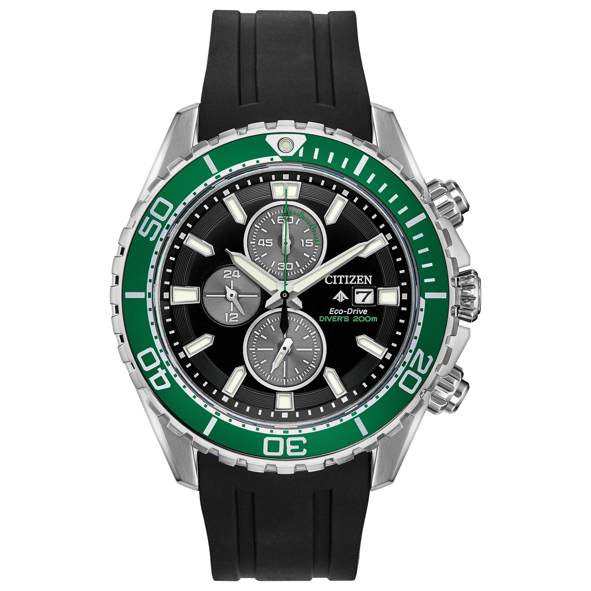 Citizen Promaster Diver Chronograph Men's Watch