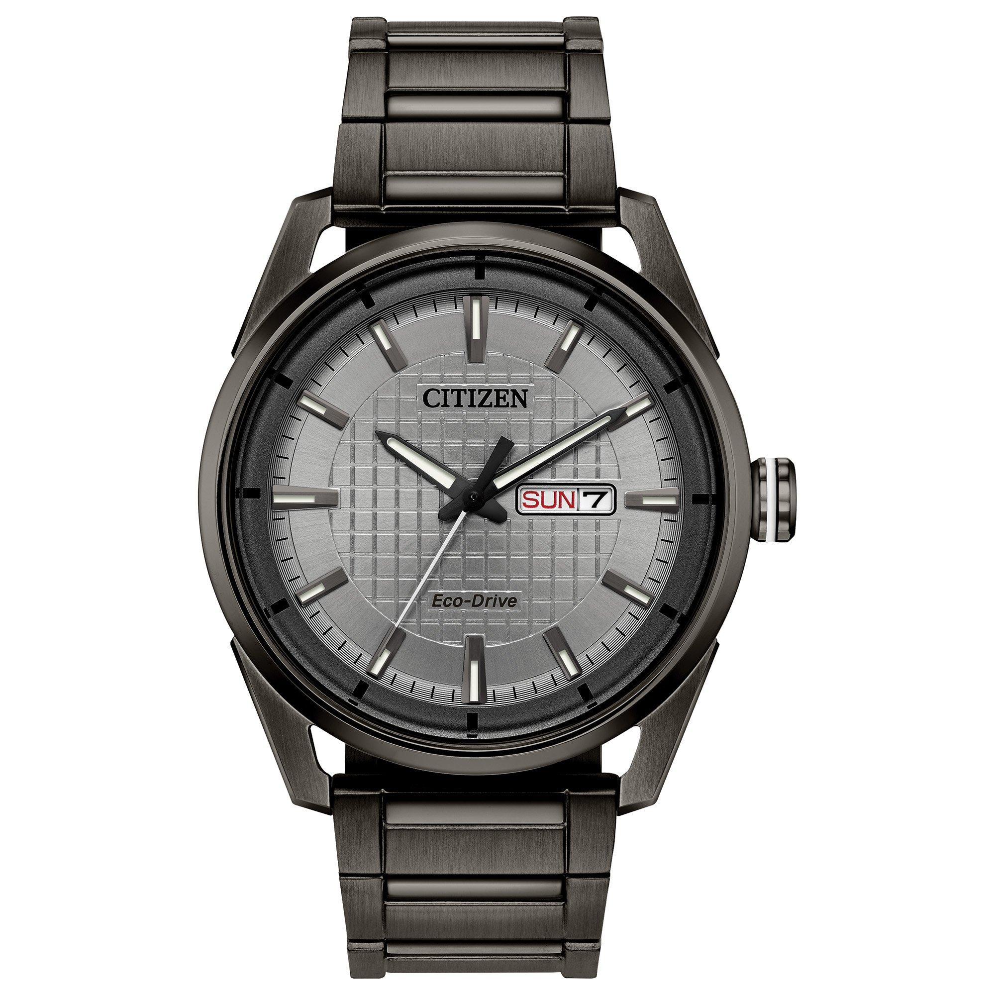 Citizen Drive Black Ion Plated Men's Watch