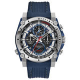 Bulova Precisionist Chronograph Men's Watch