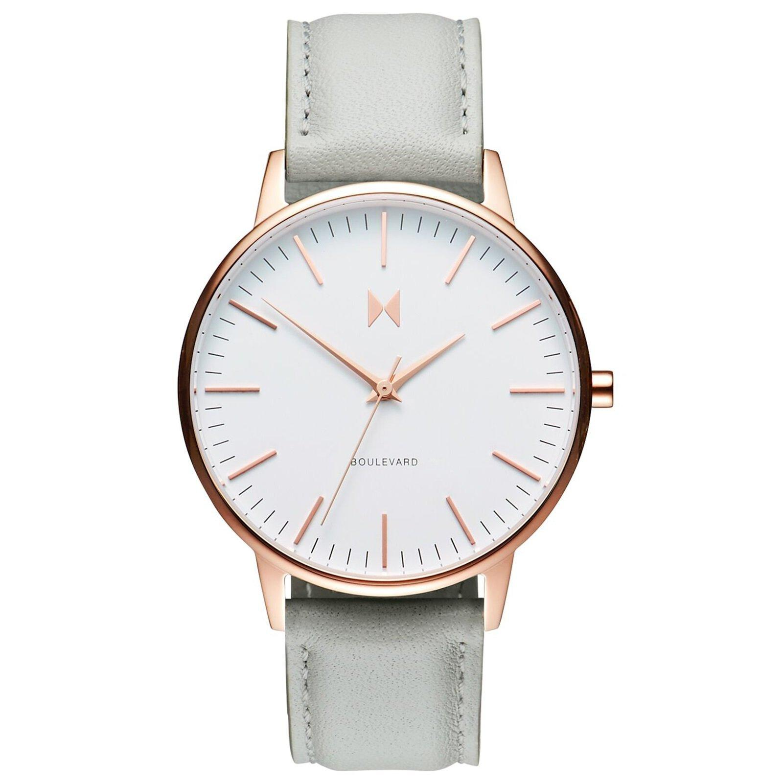 MVMT Boulevard Beverly Rose Gold Plated Ladies Watch