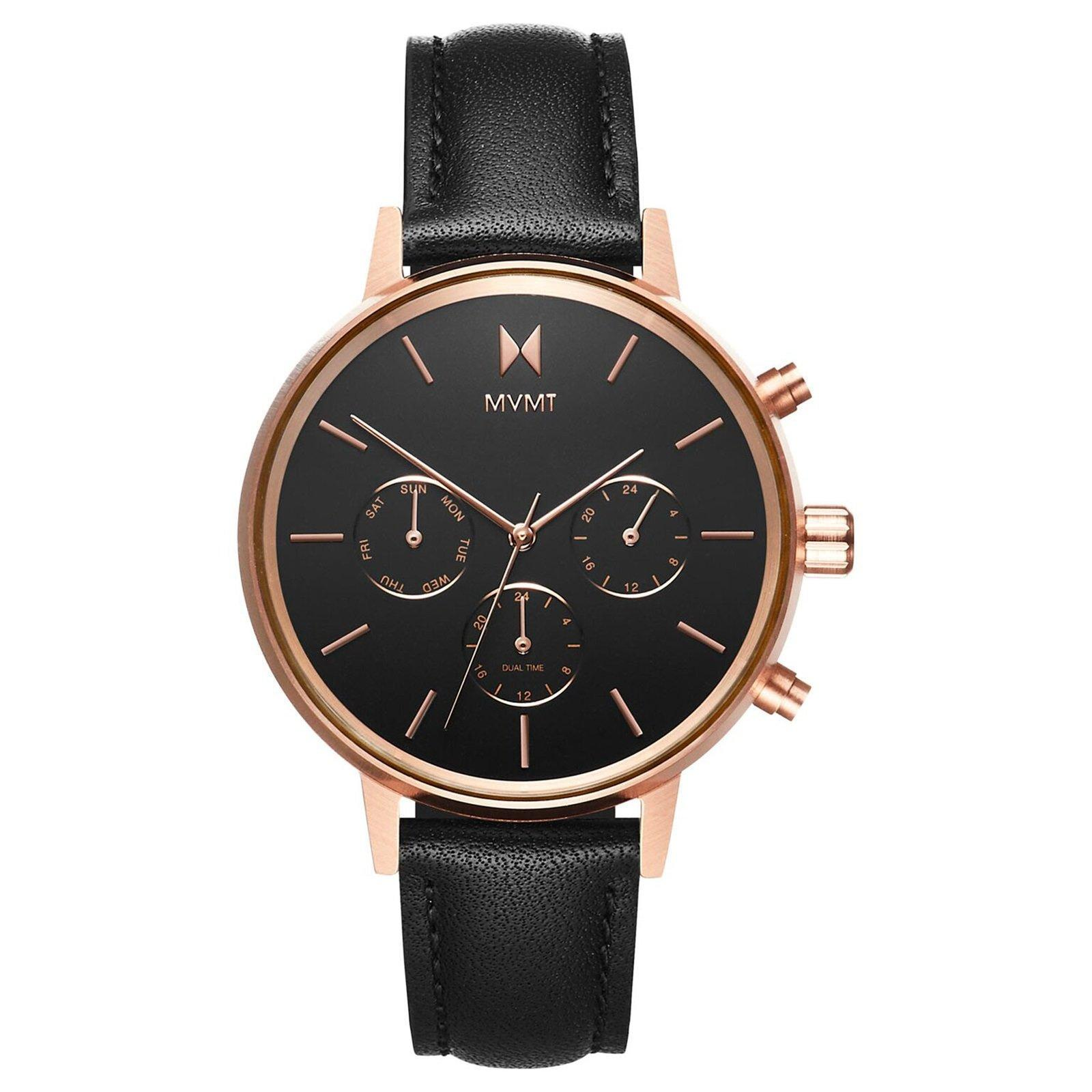 MVMT Nova Rose Gold Plated Chronograph Ladies Watch