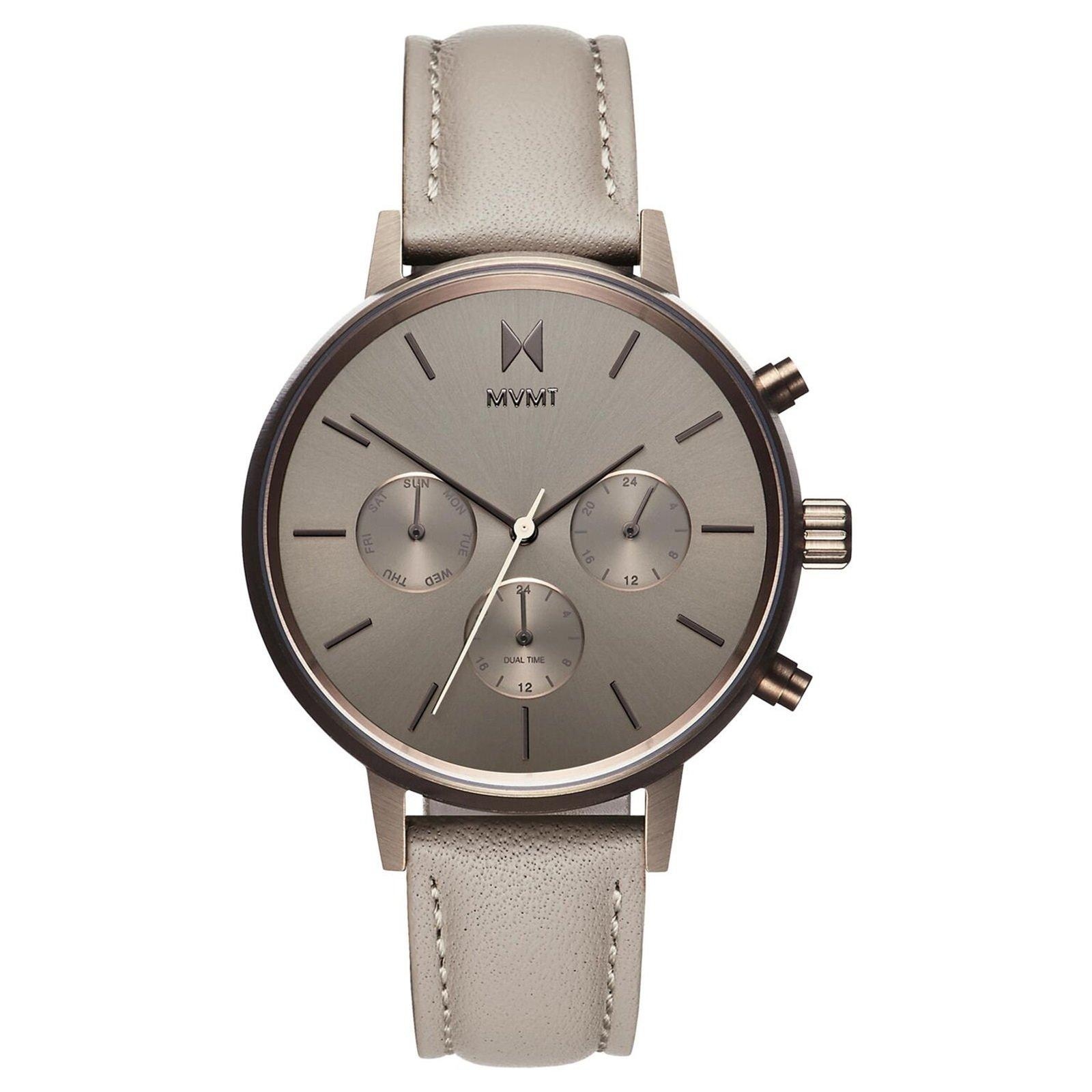 MVMT Nova Taupe Ion Plated Chronograph Ladies Watch