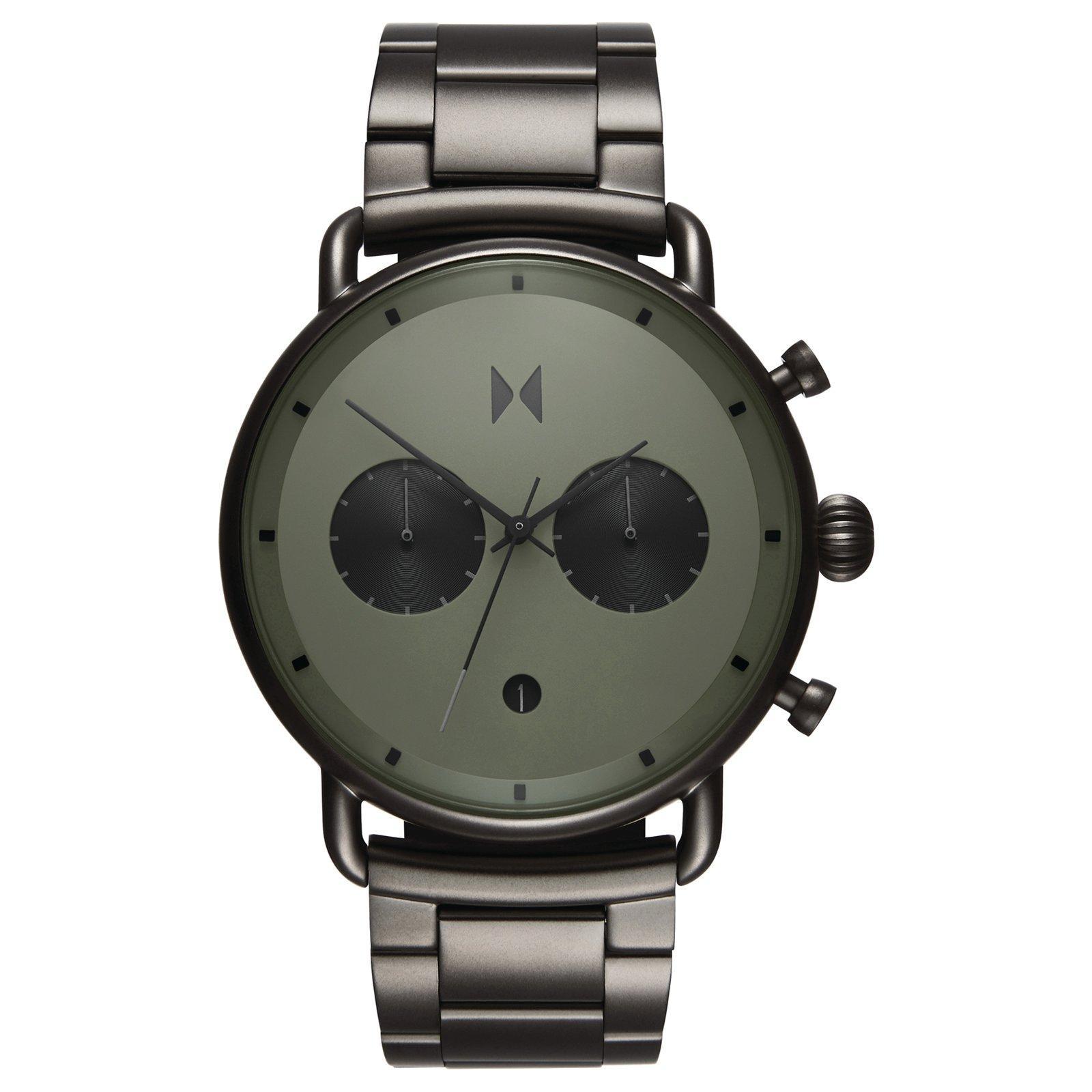 MVMT Blacktop Gunmetal Chronograph Men's Watch