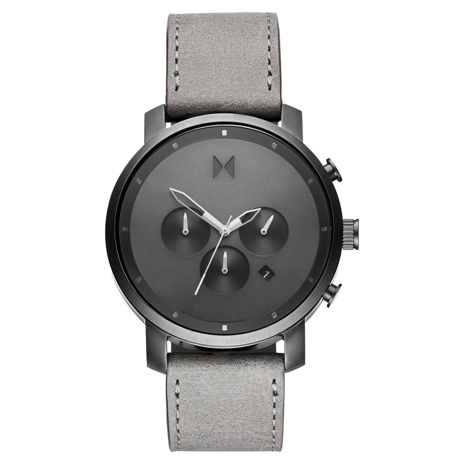 MVMT Chrono Grey Ion Plated Chronograph Men's Watch