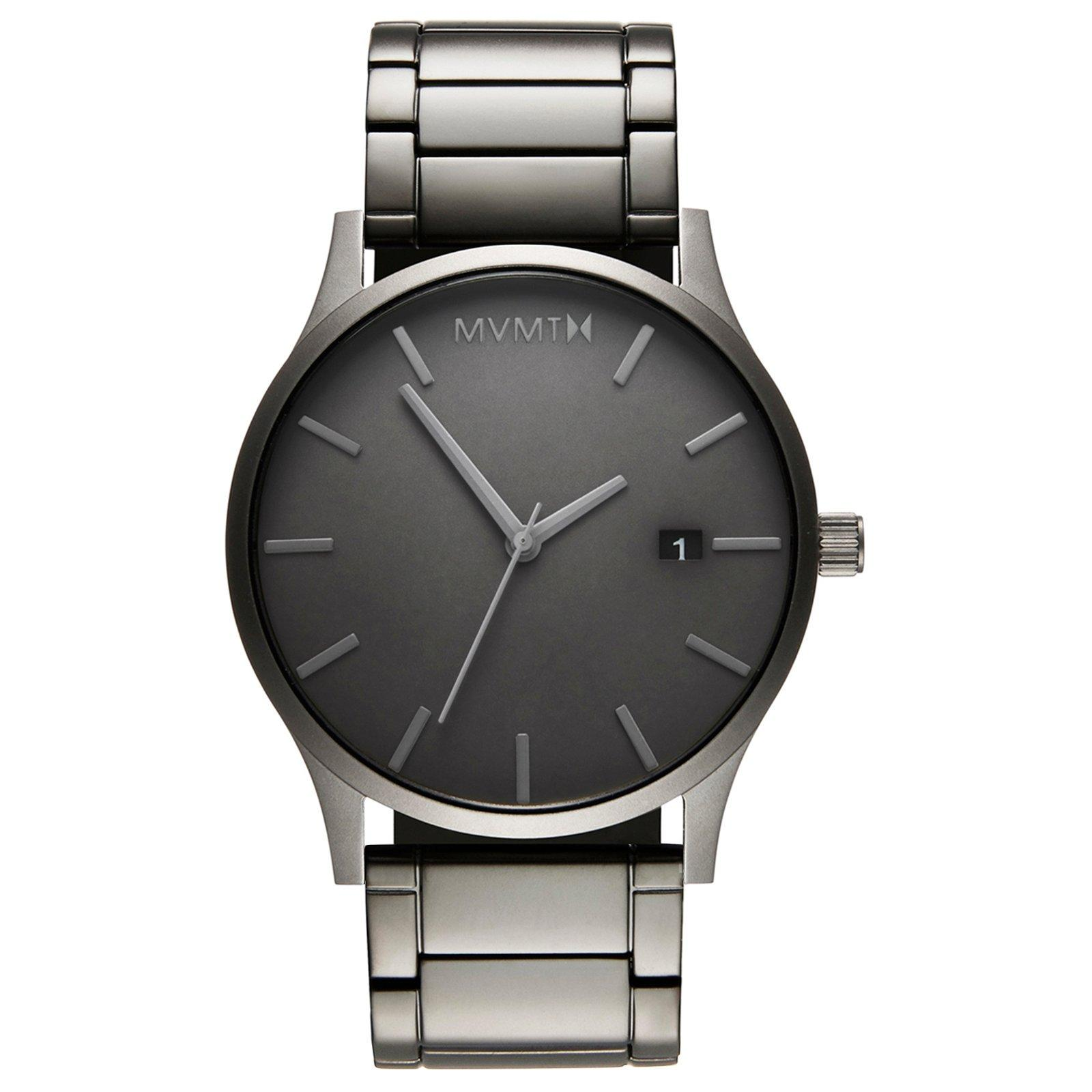 MVMT Classic Grey Ion Plated Men's Watch