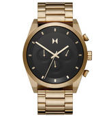 MVMT Element Gold Ion Plated Chronograph Men's Watch