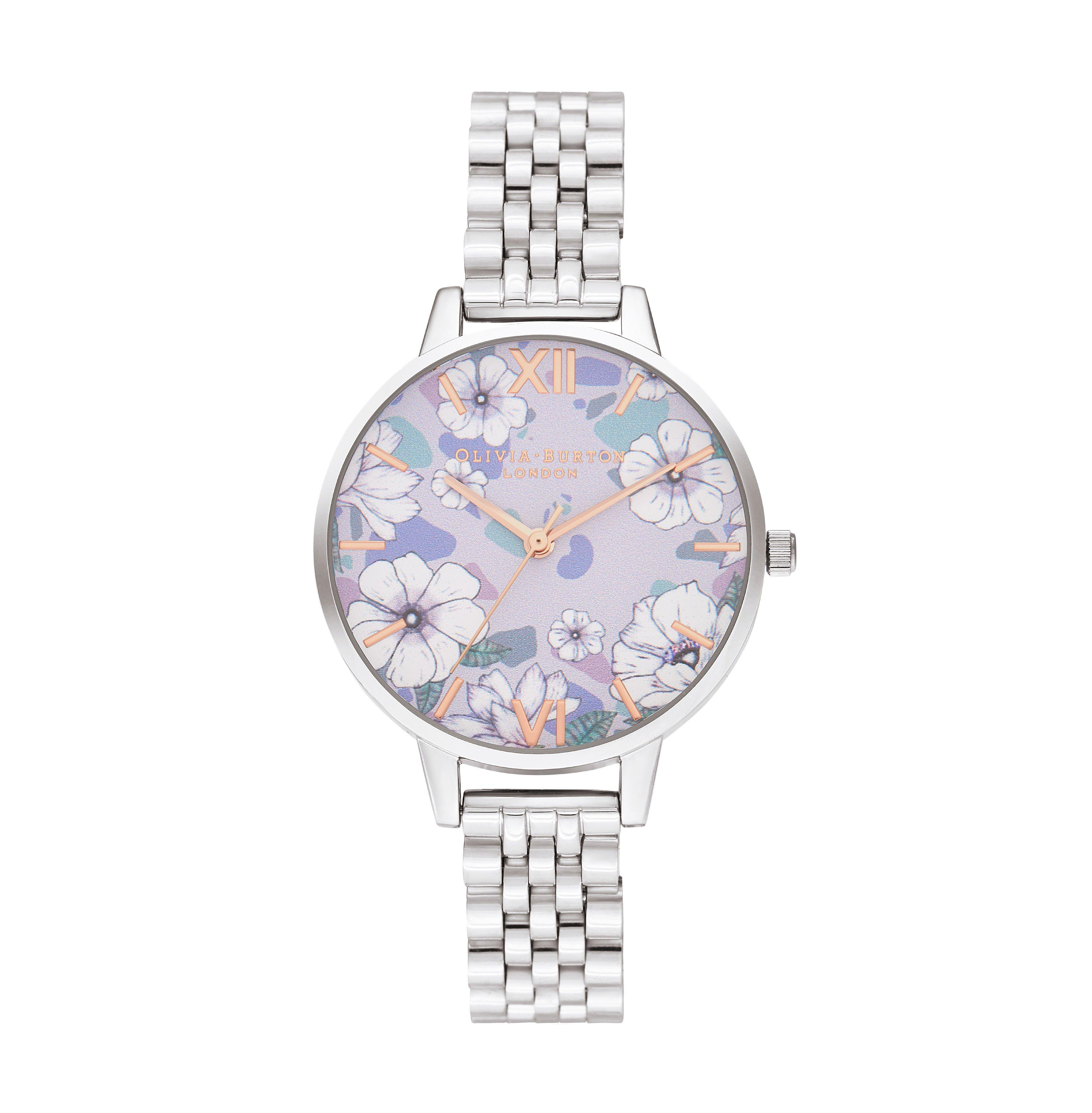 Olivia Burton Groovy Blooms Ladies Watch